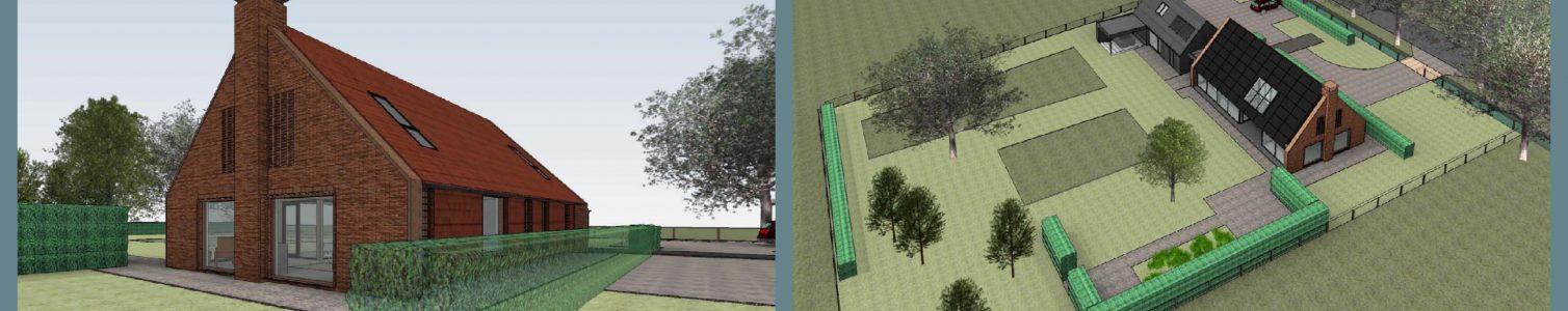 Duurzaam huis bouwen op Weldam